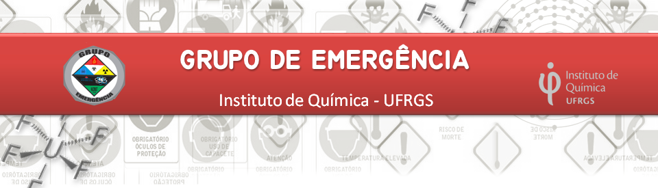 Grupo de Emergência do Instituto de Química - UFRGS